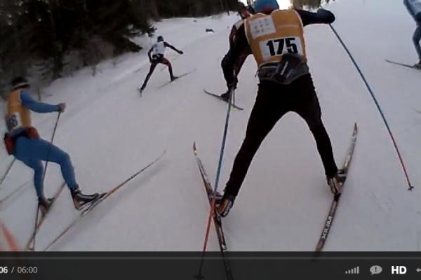 vidéo tranvercors nordic 2015