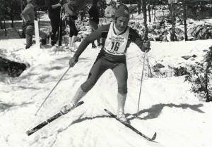 la traversée du vercors à ski en 1978