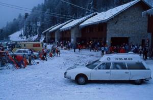 Il y a quelques année... la traversee du vercors à ski de fond