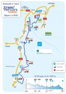 plan du 53km libre