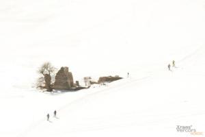 Trans'vercors nordic - Photos -Au fil des lumieres - David Boudin