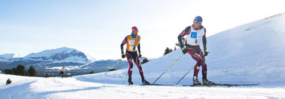 ski de fond traversée des hauts plateaux du vercors