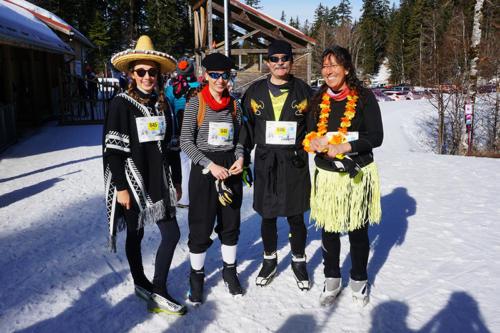 Trans'vercors course nordique